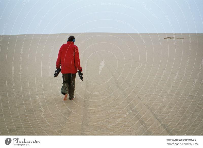Loneliness Lanes & trails Sand Rain Target Africa Desert Tracks Barefoot Skid marks Libya