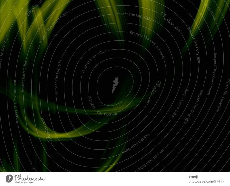 Green Black Yellow Dark Art Empty Gloomy Round Stripe Obscure Dynamics Boredom Radio (broadcasting) Strange Sewing thread Arch