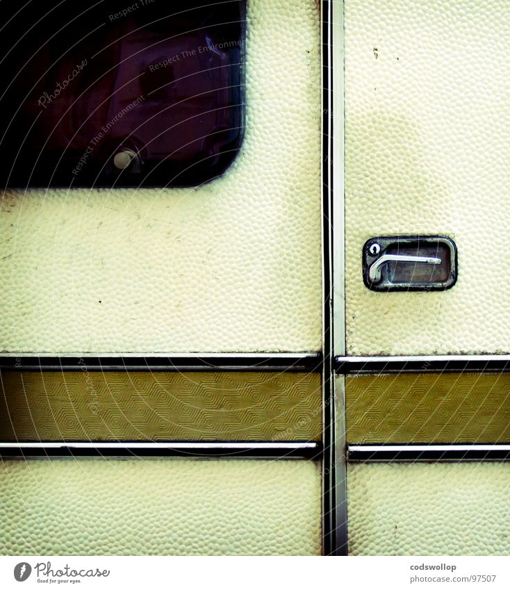 Transport Trashy Backyard Door handle Caravan Mobile home Grab a bargain