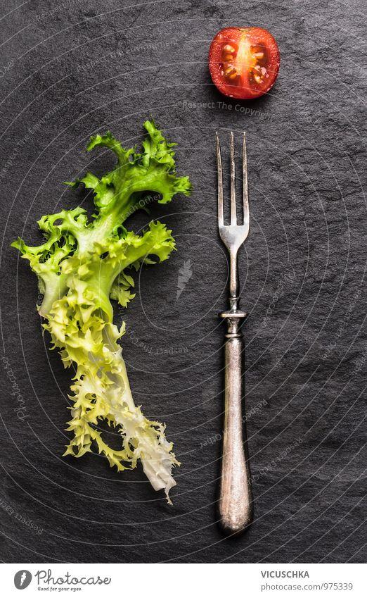 Summer Healthy Eating Dark Life Style Dish Garden Food Lifestyle Design Nutrition Simple Fitness Vegetable Organic produce Restaurant