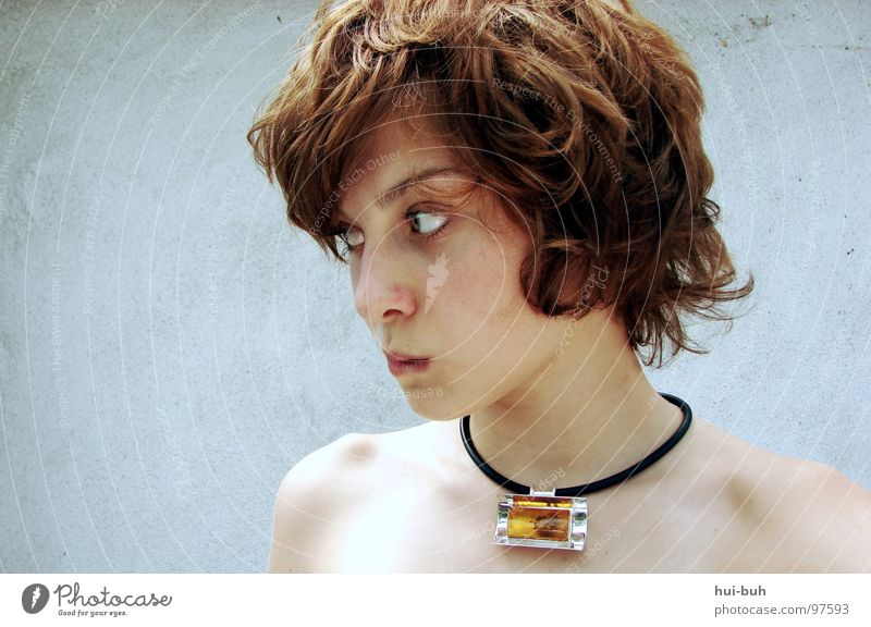Human being Beautiful Loneliness Fear Funny New Jewellery Side Chain Hideous Indecisive Inattentive