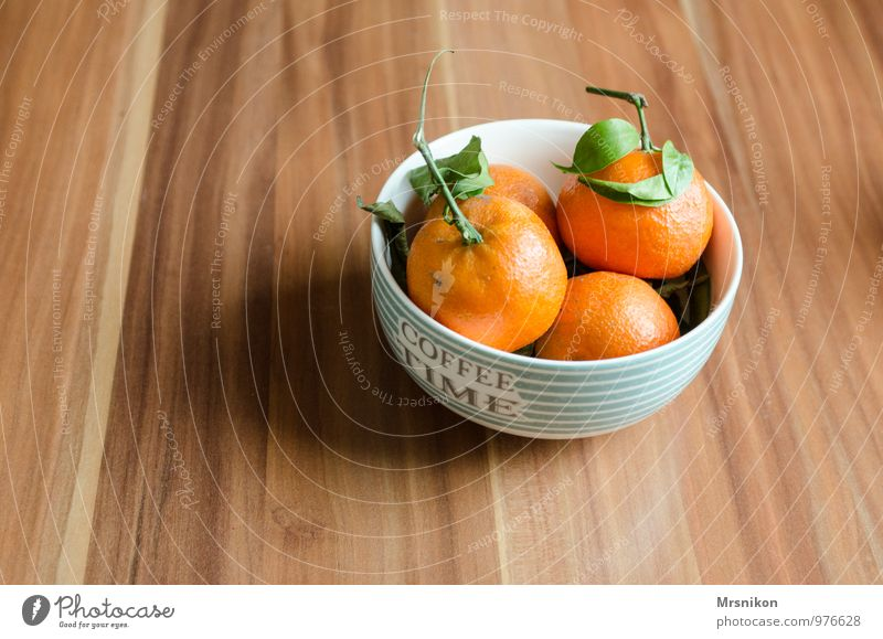 Winter Healthy Eating Life Food Fruit Orange Fresh Nutrition To enjoy Blossoming Well-being Breakfast Diet Lettuce