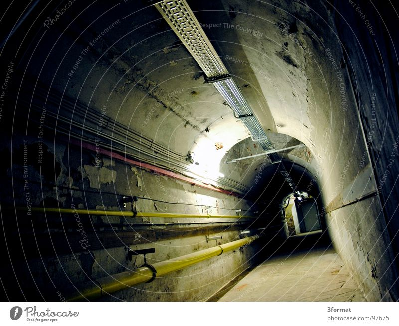 Loneliness Cold Death Lanes & trails Rain Fear Dangerous Film industry Threat End Mysterious Derelict Creepy Tunnel Pipe Hide