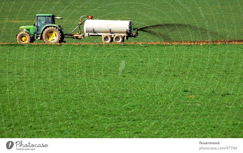 Meadow Field Growth Agriculture Farmer Odor Disgust Tractor Manure Pippi Longstocking Yuck Malodorous