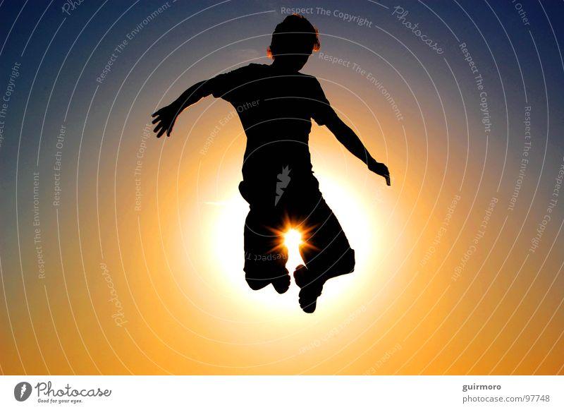 Human being Joy Jump Brazil