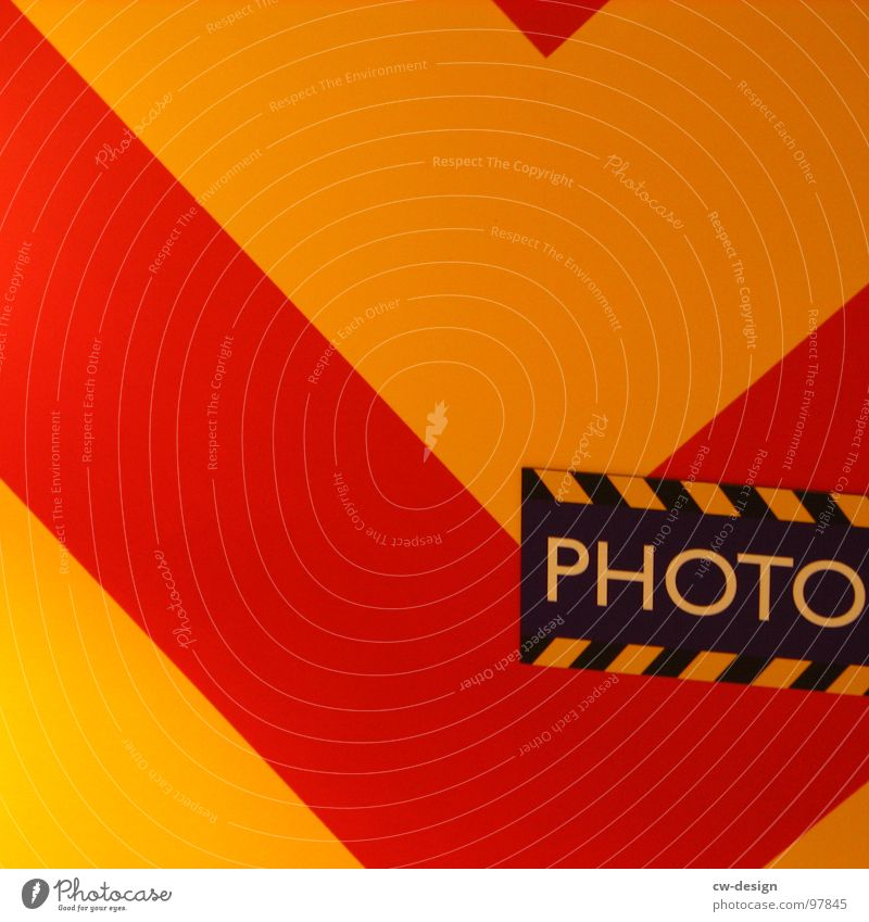 what's behind it... Red Yellow Black Lined Pattern Striped Warning label Photography Characters Symbols and metaphors Signage Synthesis Linearity Opposite
