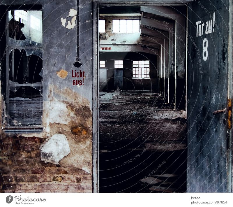 Old White Black Window Wall (building) Architecture Gray Wall (barrier) Brown Door Change Industry Transience Factory Manmade structures Derelict