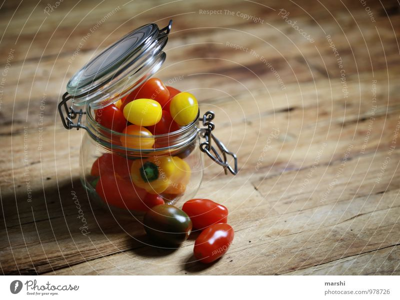 All kinds of vegetables Food Vegetable Nutrition Eating Organic produce Vegetarian diet Yellow Red Preserving jar Tomato Pepper Vitamin Healthy Eating