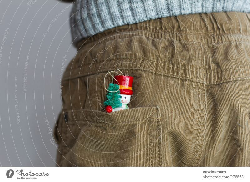 it christmas Christmas & Advent Masculine Child Infancy 1 Human being 3 - 8 years Winter Pants Sweater Decoration Kitsch Odds and ends Christmas decoration