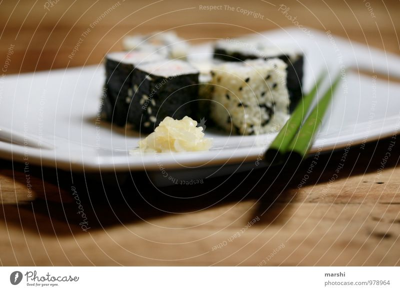 Emotions Eating Moody Food Nutrition To enjoy Fish Delicious Appetite Plate Lunch Rice Buffet Brunch Fast food Asian Food