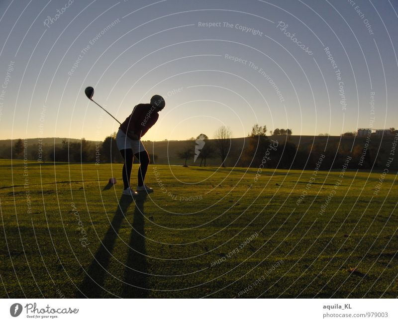 golf with view Nature Landscape Sports Speed Athletic Joy Optimism Power Patient Self Control Fair Compulsive gambling Anger Frustration Aggression Golf