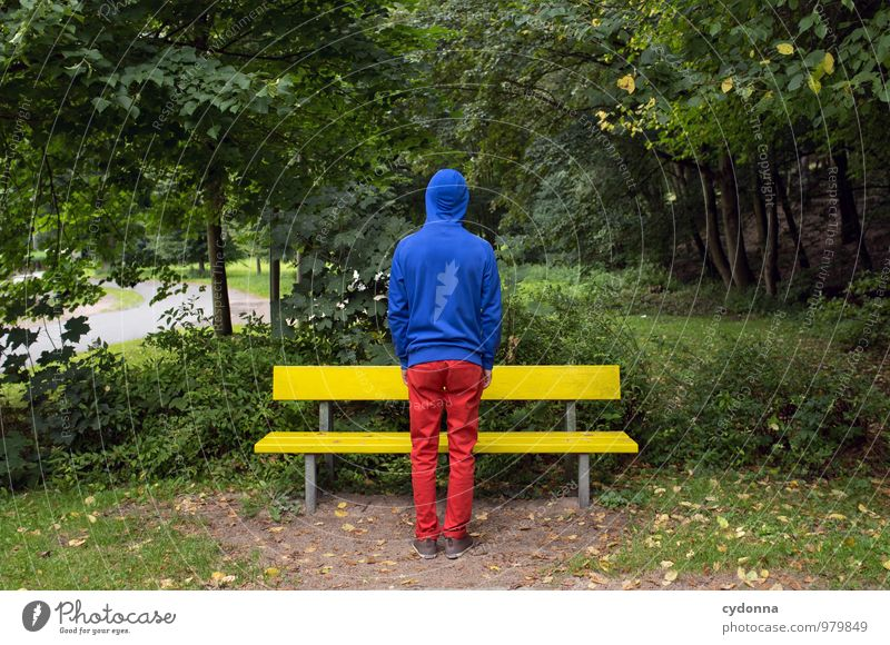 2800] in RGB Lifestyle Style Design Harmonious Relaxation Human being Young man Youth (Young adults) 18 - 30 years Adults Environment Nature Park Esthetic