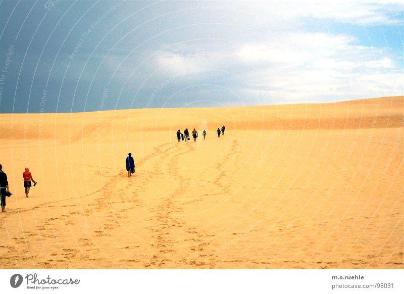 Nature Loneliness Far-off places Sand Lanes & trails Desert Australia Hopelessness