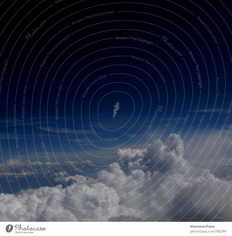 Cough we have a problem Planet Space station Clouds Above the clouds Hope Horizon Sky Bad weather Calm Loneliness Serene Landscape Wide angle White