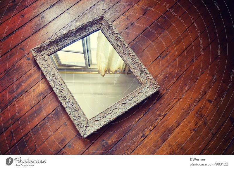 mirrors Living or residing Moving (to change residence) Arrange Interior design Decoration Furniture Mirror Living room Attic Art Architecture