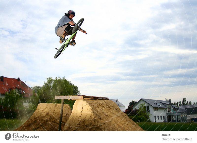 Bicycle BMX bike Mountain bike Trick Extreme sports