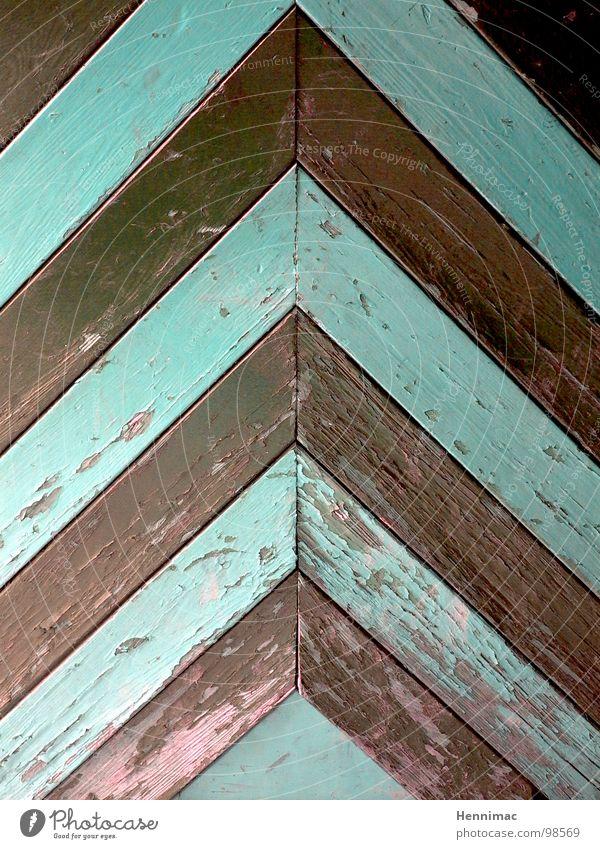 Old Colour Above Wood Line Brown Door Facade Arrangement Corner Stripe Roof Point Sign Symbols and metaphors Illustration