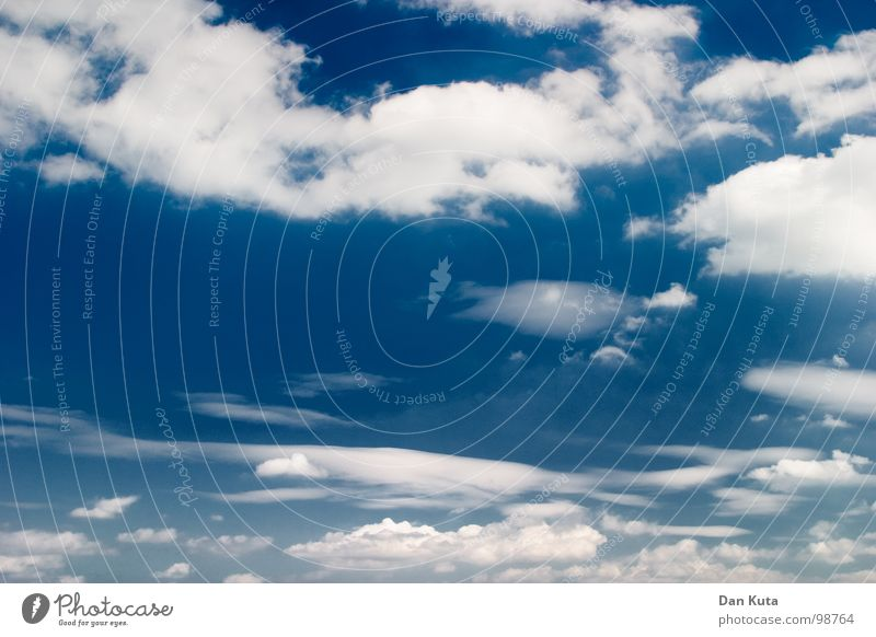 Sky White Sun Blue Summer Clouds Relaxation Above Freedom Dream Sadness Power Weather Flying Back