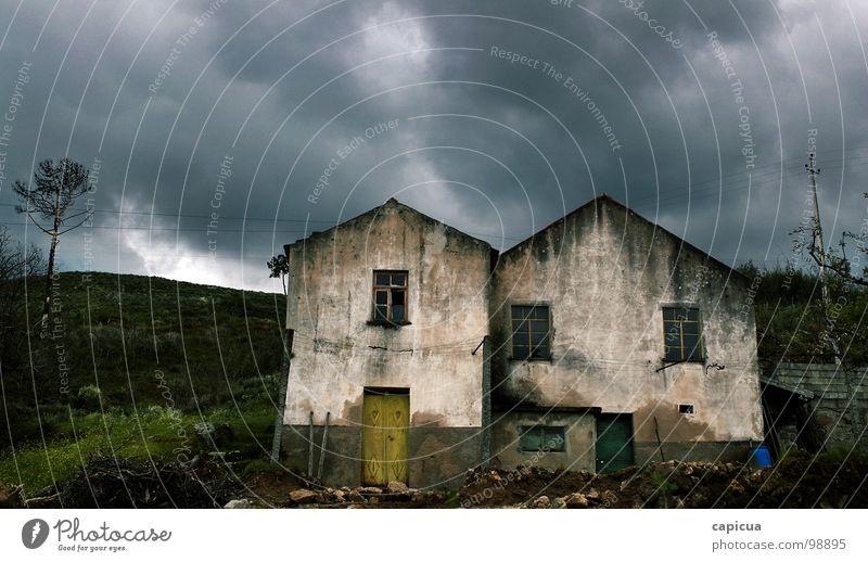 Fear Derelict Panic Portugal Ortenaukreis Rust