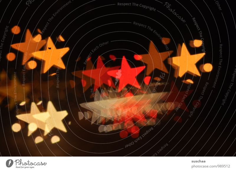 merry x-mas Christmas & Advent Winter Sign Ornament Tradition Star (Symbol) Multicoloured Exterior shot Experimental Abstract Pattern Deserted Copy Space right