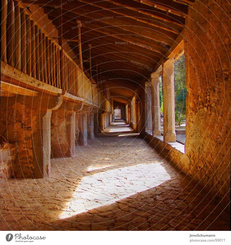 Sun Religion and faith Monument Spain Belief God Majorca Road marking Deities Monastery House of worship Clergyman Nun Mood lighting