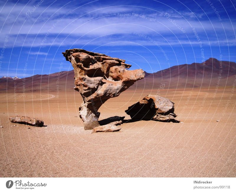 Altiplano, Bolivia South America Longing Play of colours Infinity Beautiful Far-off places