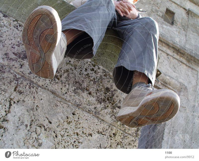 legs Sneakers Pants Human being Legs