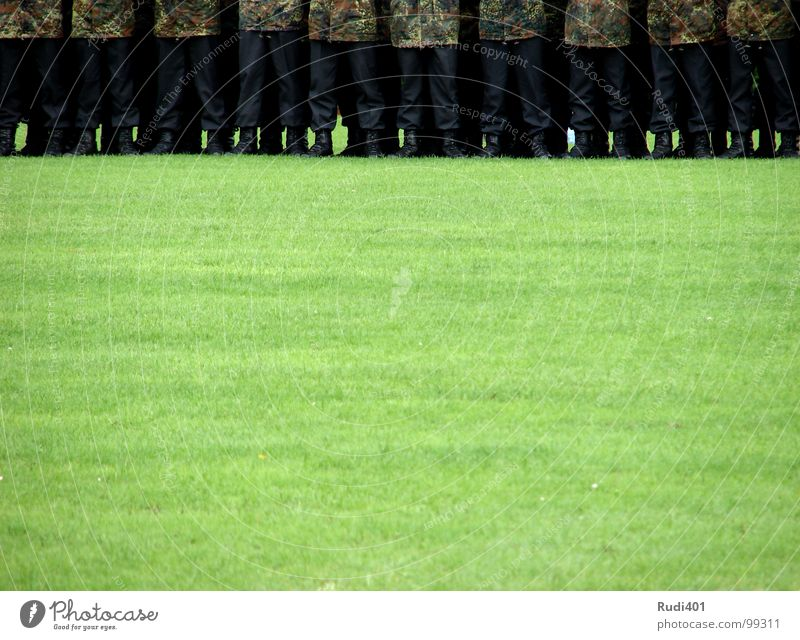 Man Green Black Meadow Might Firm Concentrate Part Row Boots Soldier Bundle Camouflage Uniform Army Federal armed forces