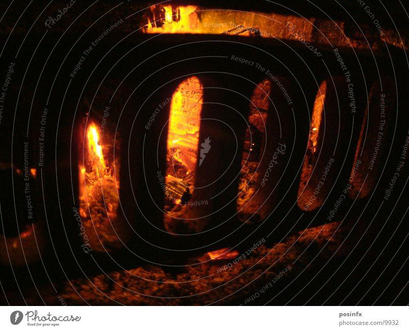 Blaze Flame Embers