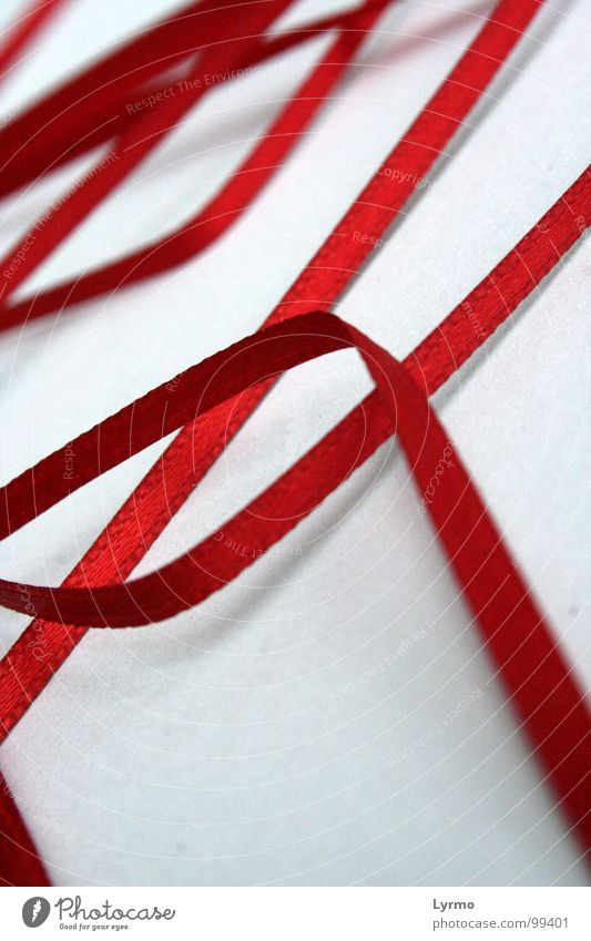 White Red Colour Lanes & trails Line Waves Rope String Obscure Conduct Curve Muddled Sewing thread Arch Orientation Curved