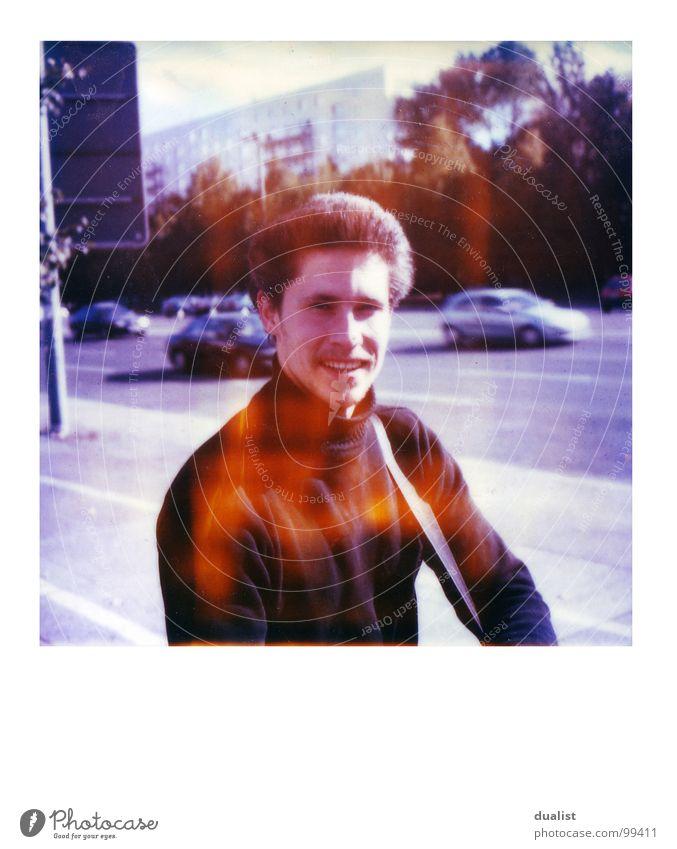 Kay himself Film In transit Style Hedgehog Joy kay dualistic Polaroid eighties nasty hairdo without hair gel