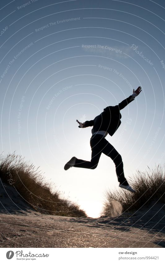999 joy jumps Lifestyle Design Joy Happy Leisure and hobbies Playing Vacation & Travel Human being Masculine Youth (Young adults) 1 Flying Jump Athletic Elegant
