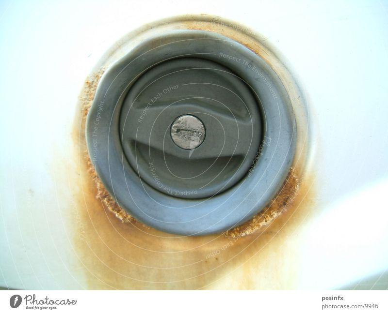 rust Gas cap Rust