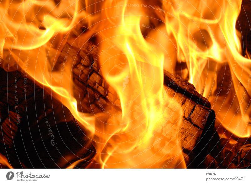 Winter Wood Blaze Smoke Club Burn Flame Fire Open fire