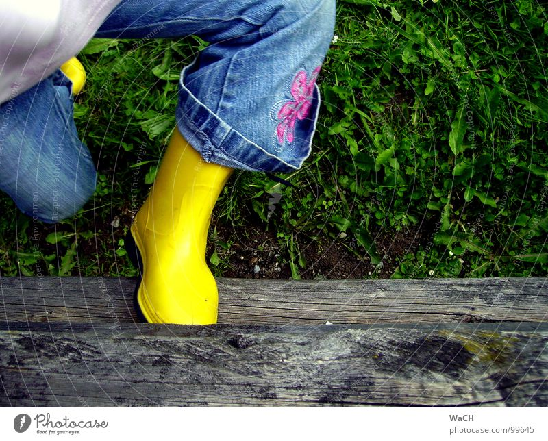 Child Green Garden Wood Park Rain Lawn Fence Boots Toddler Rubber Rubber boots Canopy