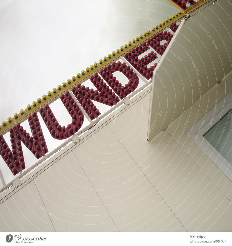 time heals all wonders... Neon sign Advertising Typography Letters (alphabet) Electric bulb Signs and labeling Wonder Stage Tent Circus Traveling circus