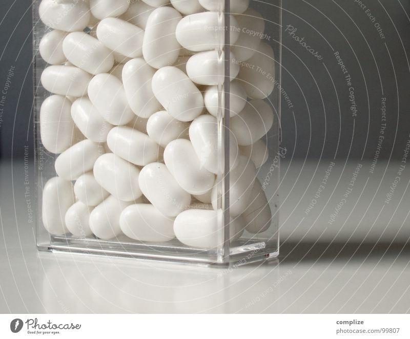 Tactics II White Beans Glittering Mint Carton Tin Packing material Supermarket Fresh Flirt Candy Black & white photo Peas Easy peasy Colour