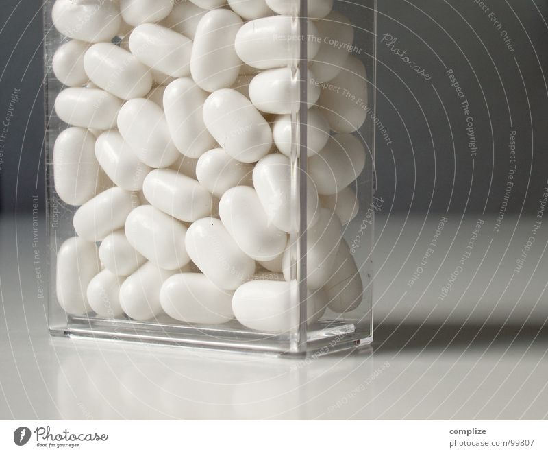 White Colour Glittering Fresh Candy Tin Carton Flirt Supermarket Beans Medication Markets Packing material Peas Mint